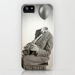 Head in the clouds IIII iPhone Case