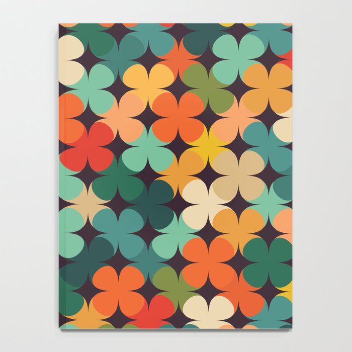 Lucky Clover Notebook