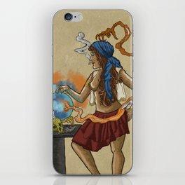 """Gypsy Babe"" iPhone Skin"