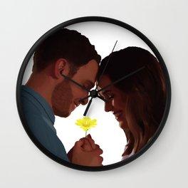 Will You Be My Boyfriend? Wall Clock