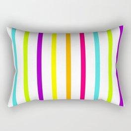 Candy Stripe Rectangular Pillow