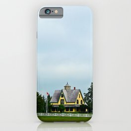 The Yellow House iPhone Case