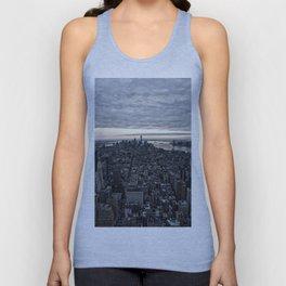 New York skyline x Unisex Tank Top