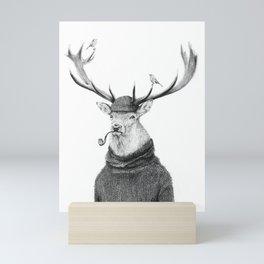Wild Thinking Mini Art Print