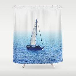 Sail Away Shower Curtain