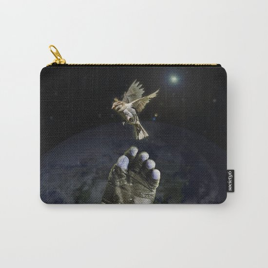 freeing Carry-All Pouch