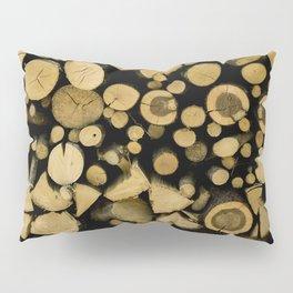 wood composition Pillow Sham