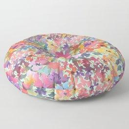 Prairie Wildflowers Floor Pillow