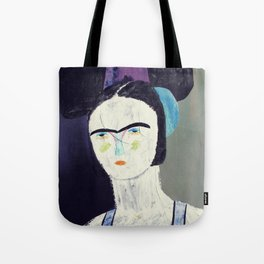 swimmer #2 Tote Bag