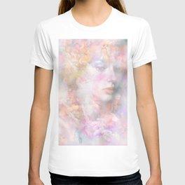 The flowers of my secret T-shirt