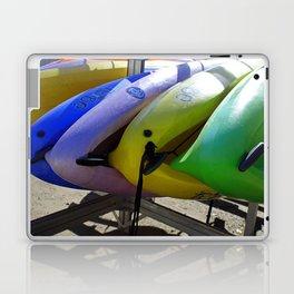 Kayaks Laptop & iPad Skin