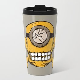 Skull minion Travel Mug