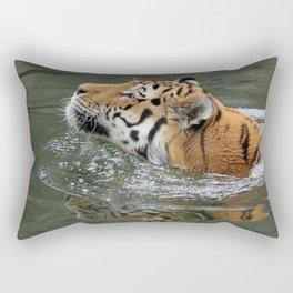 Tiger20150619 Rectangular Pillow