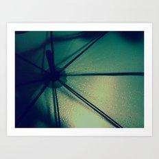 Light-up II Art Print