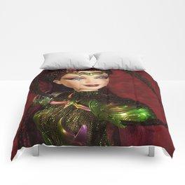 Chica Alienigena Comforters