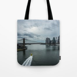 That's New York To Me Tote Bag