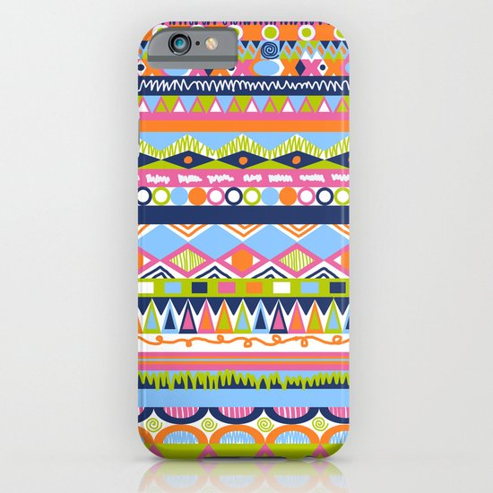 Summer Doodle iPhone & iPod Case