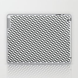 3d optical illusion pattern Laptop & iPad Skin