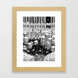 The Conquest Framed Art Print