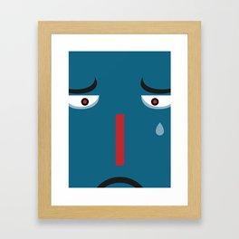 Sorrow Framed Art Print