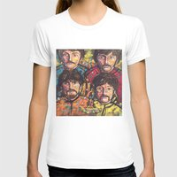 yellow submarine T-shirts featuring Yellow Submarine by somanypossibilities