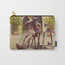 Nostalgic Cartagena de Indias - Fine Arts Travel Photography Carry-All Pouch