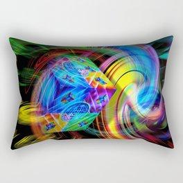 Abstrac perfekton 87 Rectangular Pillow
