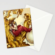 Golden Tree Stationery Cards