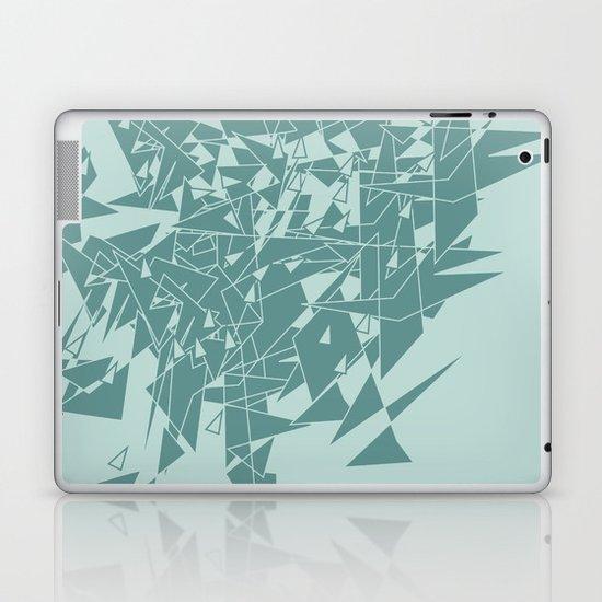 Glass MG Laptop & iPad Skin