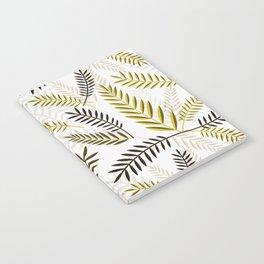 Wheat Pattern Notebook