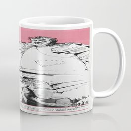 Vintage poster - Falstaff Coffee Mug