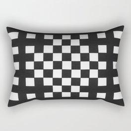 Interwoven Stripes Rectangular Pillow