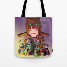 EL DESTRUCTOR Tote Bag