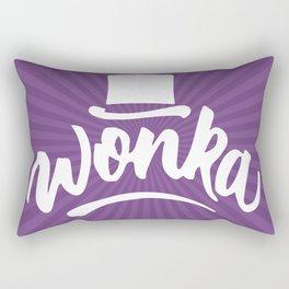 Wonka Rectangular Pillow