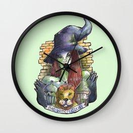 zelena Wall Clock