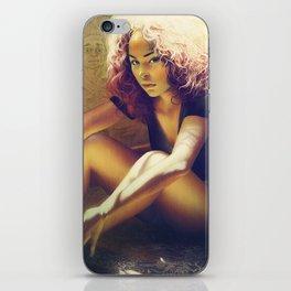Betta Listen iPhone Skin
