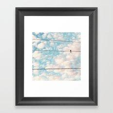 Lets Fly Framed Art Print