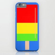 Popsicle fun art Slim Case iPhone 6s