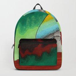 Muschroom Pair Backpack