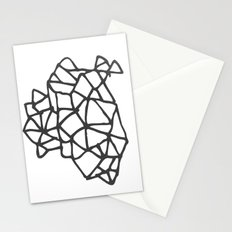 LINES_II Stationery Cards