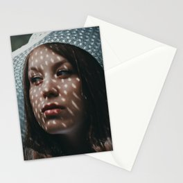 hat Stationery Cards