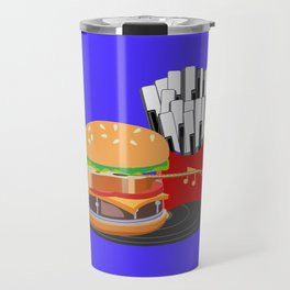 Fast Music Travel Mug