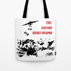 Secret Weapon Tote Bag