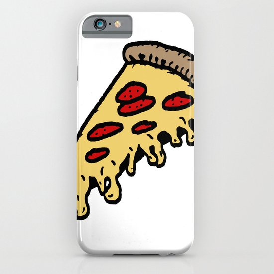 pizza iPhone & iPod Case