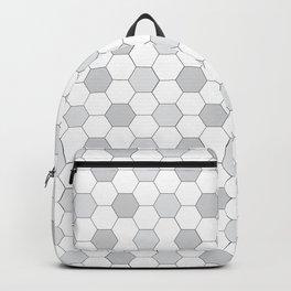 Hexagonal Backpack