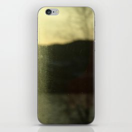 Train Travel iPhone Skin