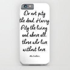 HARRY POTTER // ALBUS DUMBLEDORE II iPhone 6s Slim Case