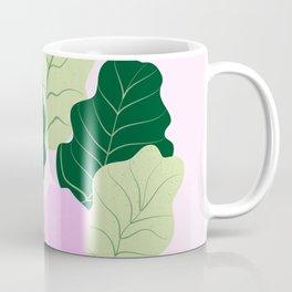 fiddle leaf fig Coffee Mug