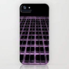 Hantise iPhone Case