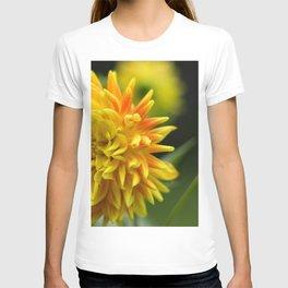Dahlia Flower T-shirt